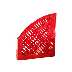 Ark 2050 Sırt Etiketli Plastik Magazinlik Kırmızı buyuk 4