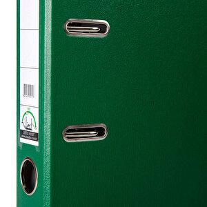 Leitz 1015 Plastik Klasör Dar A4 Yeşil buyuk 4