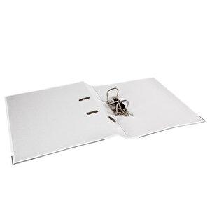 Leitz 1015 Plastik Klasör Dar A4 Beyaz buyuk 2
