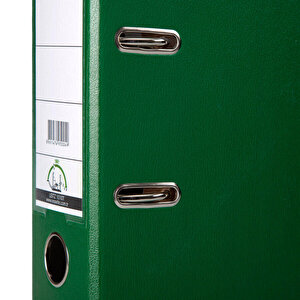 Leitz 1010 Plastik Klasör Geniş A4 Yeşil buyuk 4