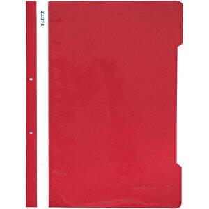 Leitz 4189 Telli Dosya Kırmızı 50'li Paket buyuk 1
