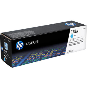 HP 128A Mavi Toner CE321A