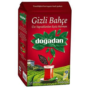 Doğadan Gizli Bahçe Dökme Siyah Çay 1000 gr buyuk 1
