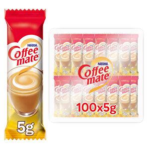 Nestle Coffee-Mate Kahve Kreması 5 gr 100'lü Paket buyuk 1