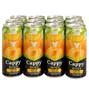 Cappy Meyve Suyu Kayısı Teneke Kutu 330 ml 12'li Paket buyuk 2