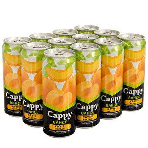Cappy Meyve Suyu Kayısı Teneke Kutu 330 ml 12'li Paket buyuk 3