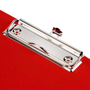 Alemdar A4 Kapaksız Sekreterlik Kırmızı buyuk 2
