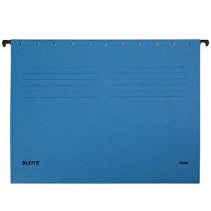 Leitz 6515 Askılı Dosya Telsiz Mavi 5'li Paket buyuk 1