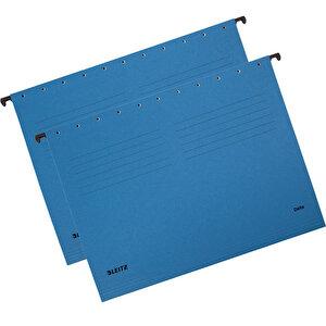 Leitz 6515 Askılı Dosya Telsiz Mavi 5'li Paket buyuk 2