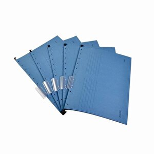 Leitz 6515 Askılı Dosya Telsiz Mavi 5'li Paket buyuk 3