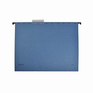 Leitz 6515 Askılı Dosya Telsiz Mavi 5'li Paket buyuk 5