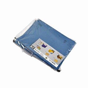 Leitz 6515 Askılı Dosya Telsiz Mavi 5'li Paket buyuk 6