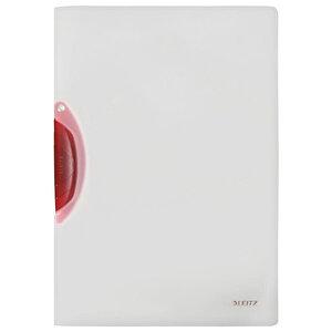 Leitz A4 Color Clip Magic Sıkıştırmalı Dosya Kırmızı buyuk 3