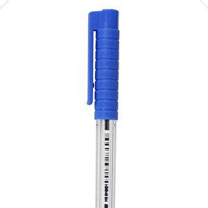 Faber Castell 1440 Tükenmez Kalem 0.8 mm Çelik Uçlu Mavi 50'li Paket