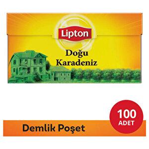 Lipton Doğu Karadeniz Demlik Poşet Çay 100'lü