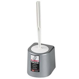 Bora Plastik Tuvalet Fırçası Oval Takım buyuk 2