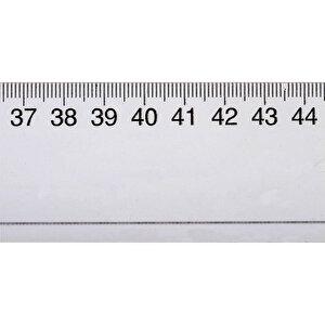 Ark Cetvel 50 cm Şeffaf buyuk 2