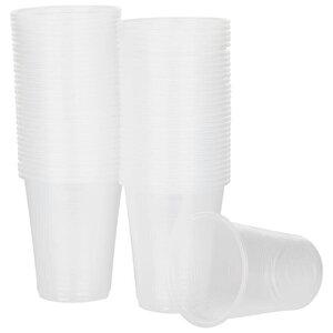 Huhtamaki Şeffaf Plastik Otomat Bardağı 180 ml 100'lü Paket buyuk 2