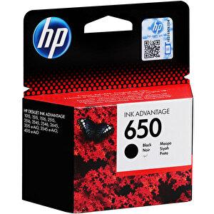 HP 650 Siyah (Black) Kartuş CZ101AE