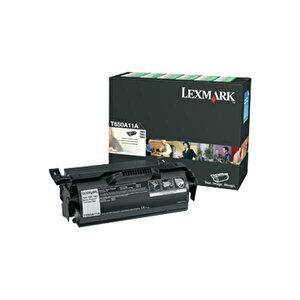 Lexmark T650A11E Laser Siyah Toner buyuk 1