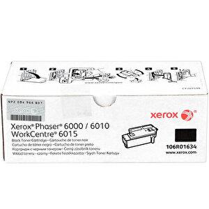 Xerox 106R01634 Phaser 6000/6010/WC6015 Siyah Toner 2000 sayfa buyuk 1