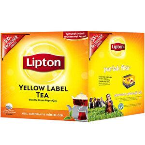 Lipton Yellow Label Demlik Poşet Çay 500'lü buyuk 2