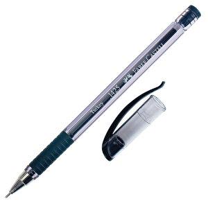 Faber Castell 1425 Tükenmez Kalem 0.7 mm İğne Uçlu Siyah 10'lu Paket buyuk 2