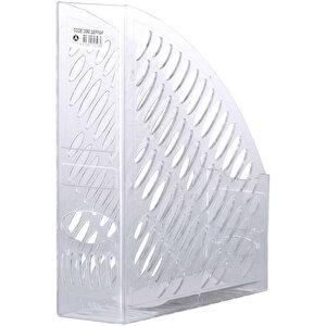 Ark 2050 Sırt Etiketli Plastik Magazinlik Şeffaf