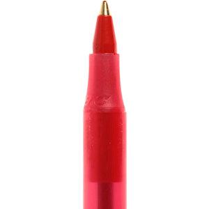 Bic Round Stic Tükenmez Kalem 1 mm Kırmızı 60'lı Paket