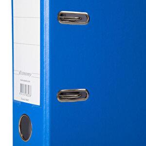Esselte Eko 9940 Plastik Klasör Geniş A4 Mavi