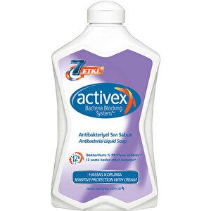 Activex Active Hassas Koruma Sıvı Sabun 1.5 L buyuk 1