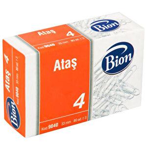 Mas 9040 Bion Ataş 33 mm No:4 80'li Paket buyuk 2