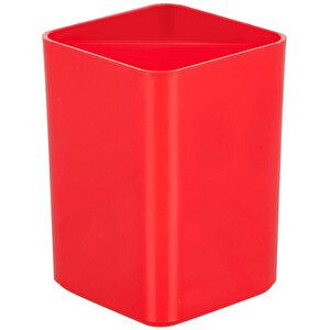Mas 490 Kristal Kübik Kalemlik Kırmızı buyuk 1