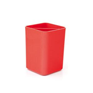 Mas 490 Kristal Kübik Kalemlik Kırmızı buyuk 3