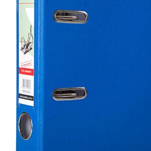 Manu 2035 Klasör Plastik Dar A4 Mavi buyuk 4