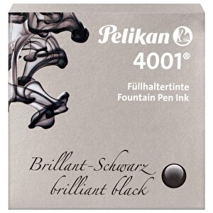 Pelikan 4001 Yazı Mürekkebi Siyah 30 ml