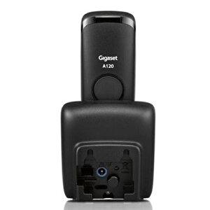 Gigaset A120 Telsiz (Dect) Telefon Siyah buyuk 3