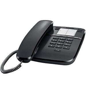 Gigaset DA310 Kablolu Telefon Siyah buyuk 3