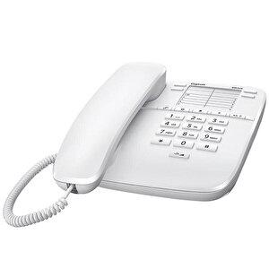 Gigaset DA310 Kablolu Telefon Beyaz buyuk 3