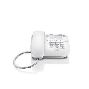 Gigaset DA310 Kablolu Telefon Beyaz buyuk 4