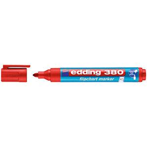 Edding 380 Flipchart Kalem Kırmızı buyuk 3