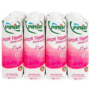 Pınar Süt Light 1 lt 12'li Paket buyuk 3