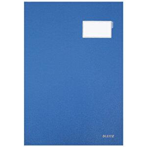 Leitz 5700 İmza Dosyası 20 Sayfa Mavi