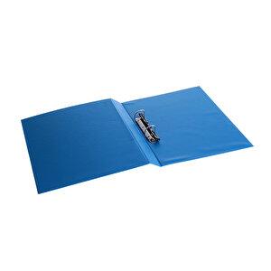 Önder 2003 A4 2 Halkalı 3 cm Tanıtım Klasörü Mavi