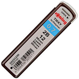 Rotring  0.7 mm 2B Hi-Polymer Kalem Ucu