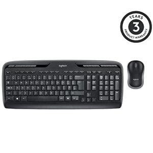 Logitech MK330 Wireless Combo Q Klavye Mouse Set 920-003988 buyuk 1