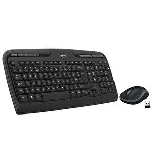 Logitech MK330 Wireless Combo Q Klavye Mouse Set 920-003988 buyuk 2