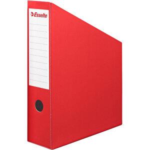 Esselte 5276 Karton Magazinlik Kırmızı buyuk 1