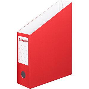 Esselte 5276 Karton Magazinlik Kırmızı buyuk 2