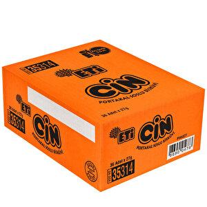 Eti Cin Bisküvi Portakallı 25 gr 36'lı Koli buyuk 2